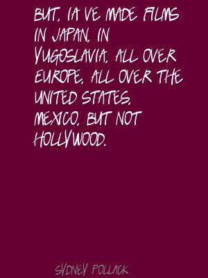 Yugoslavia quote #1