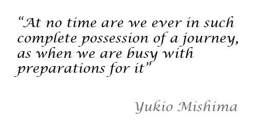 Yukio Mishima's quote