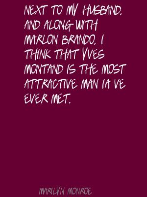 Yves Montand's quote #7
