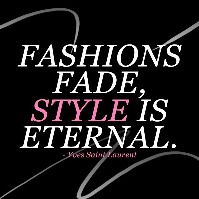 Yves Saint Laurent's quote #1