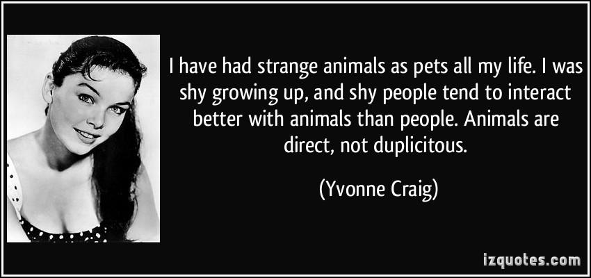 Yvonne Craig's quote #2