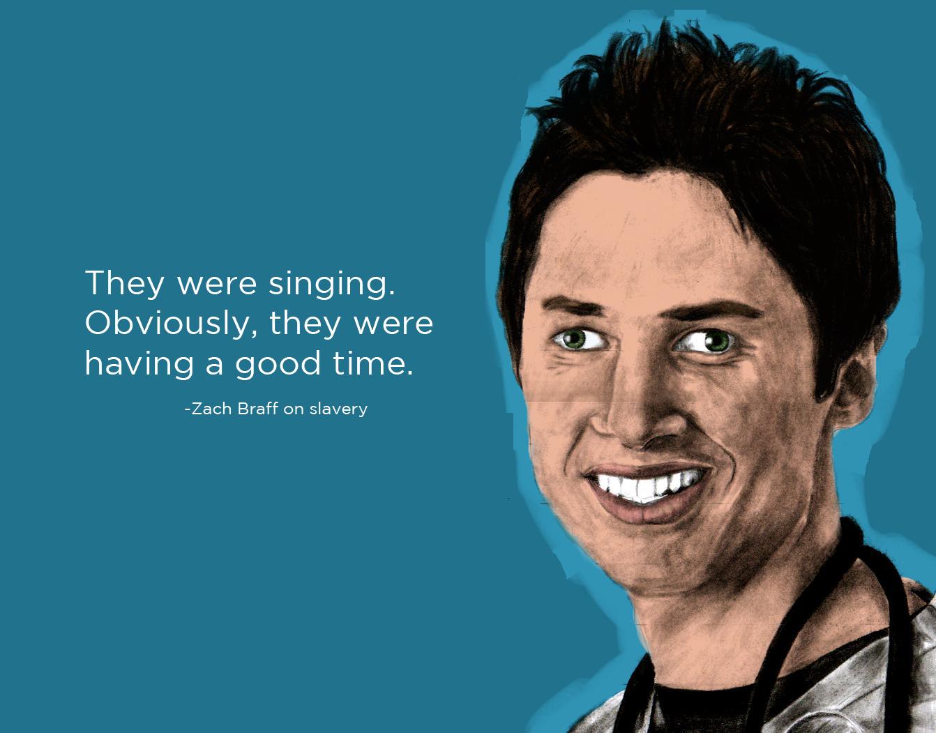 Zach Braff's quote #5