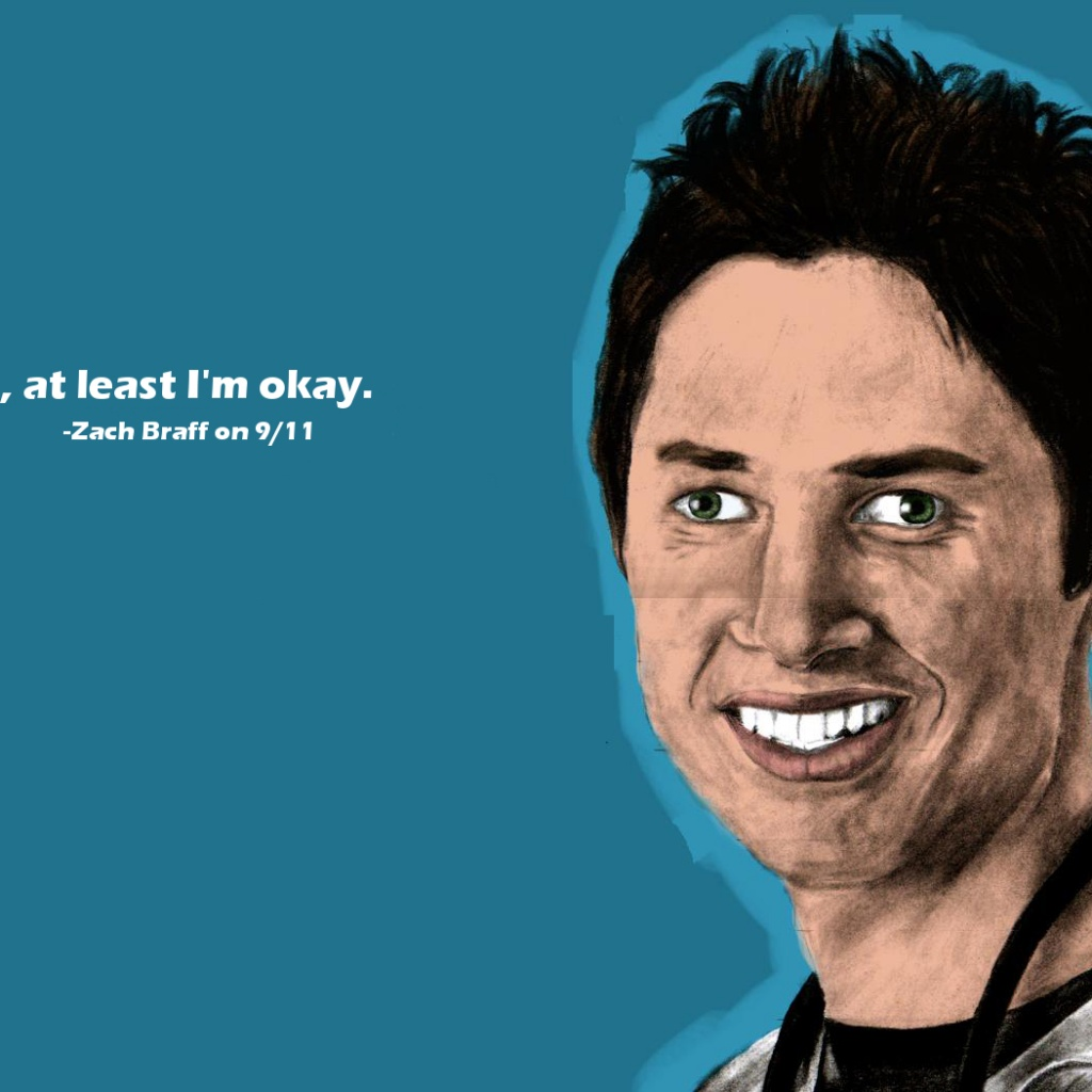 Zach Braff's quote #2