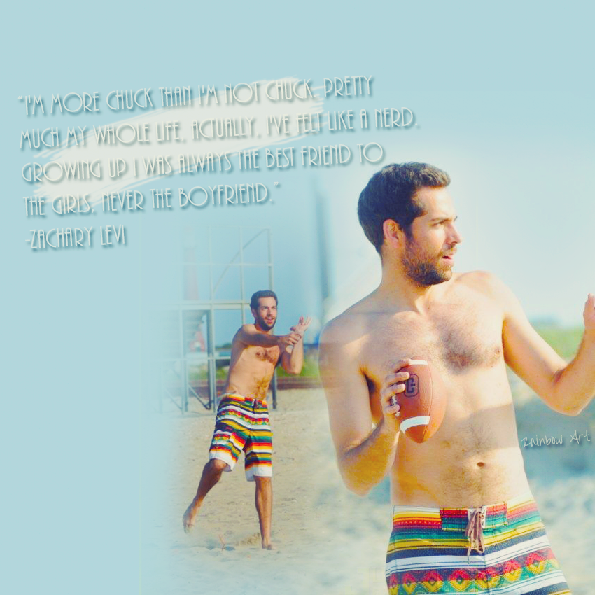 Zachary Levi's quote #7
