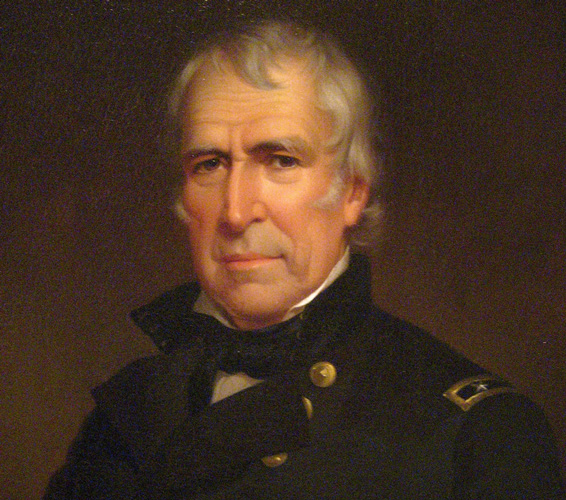 Zachary Taylor's quote #1