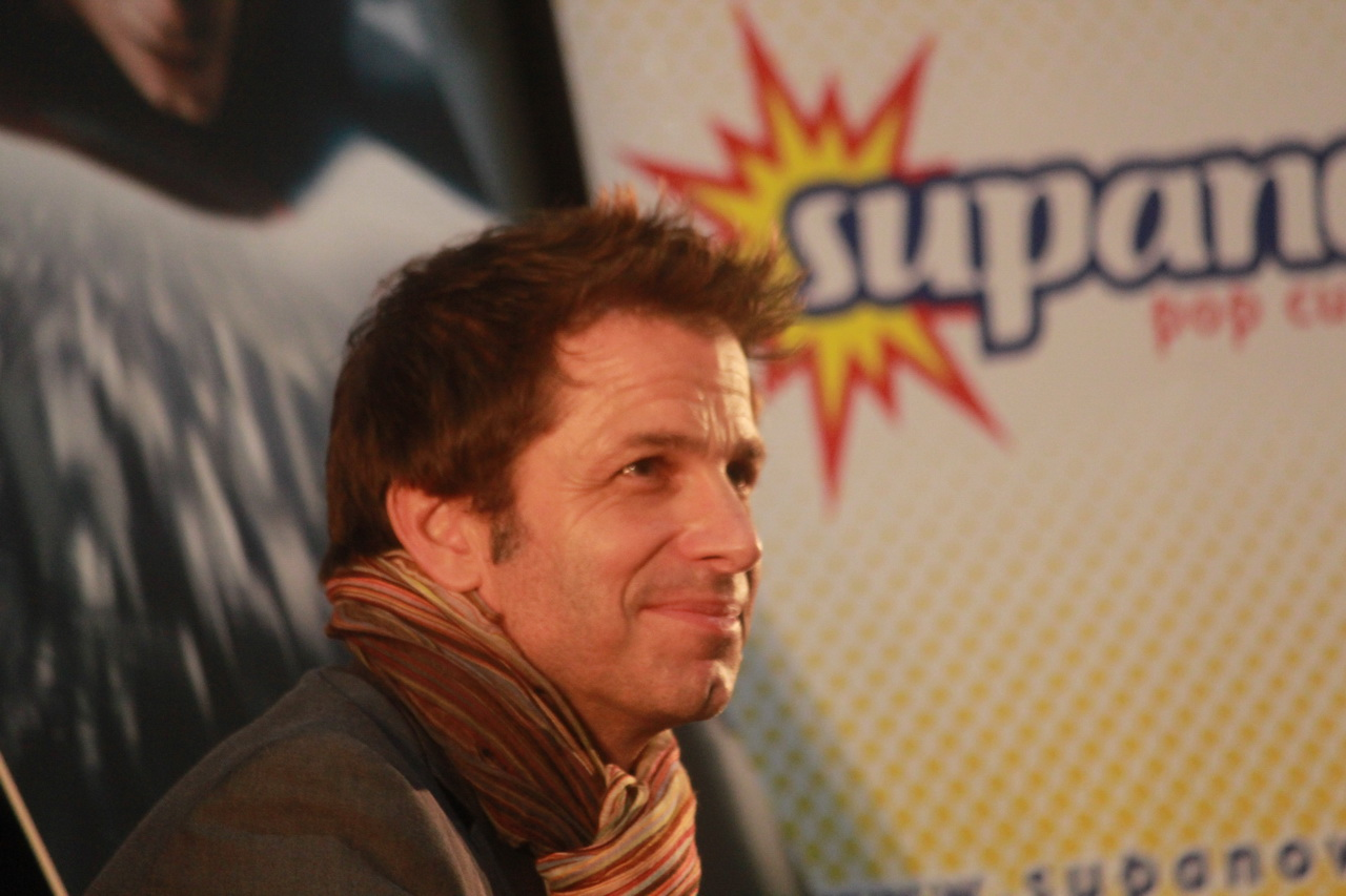 Zack Snyder's quote #4