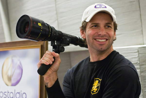 Zack Snyder's quote #7
