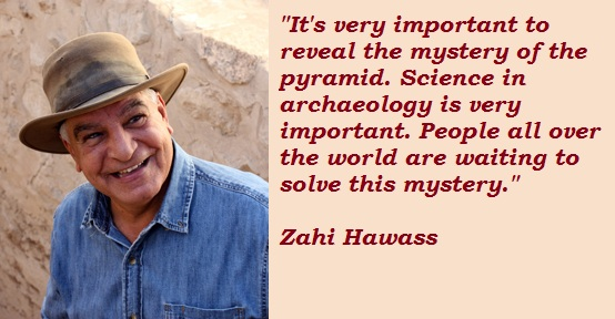 Zahi Hawass's quote #1