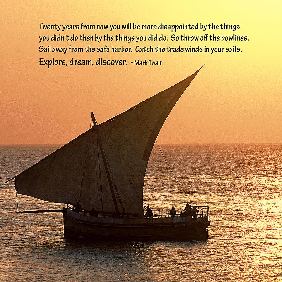 Zanzibar quote