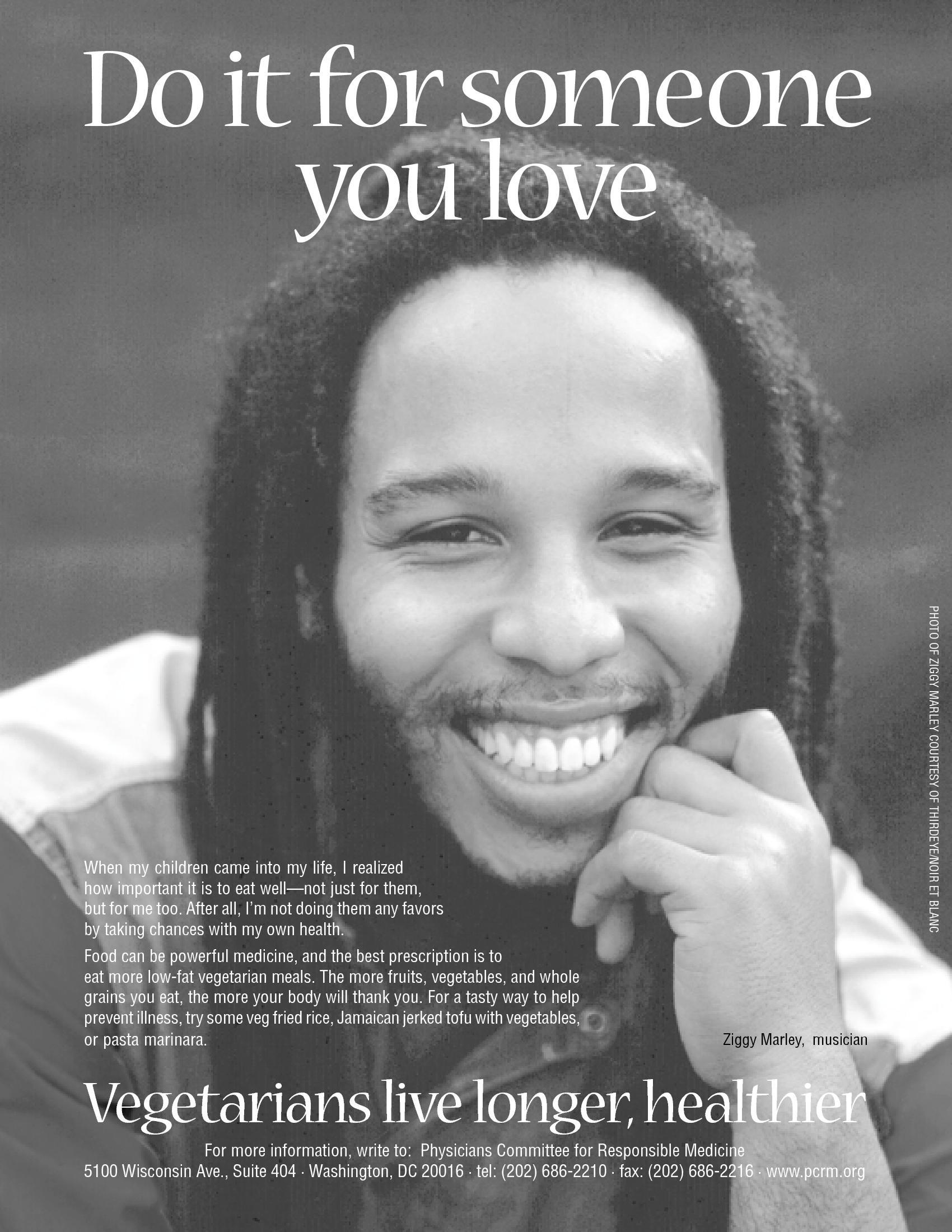 Ziggy Marley's quote #3