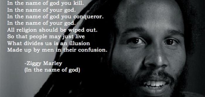 Ziggy Marley's quote #2