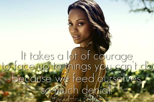Zoe Saldana's quote #6