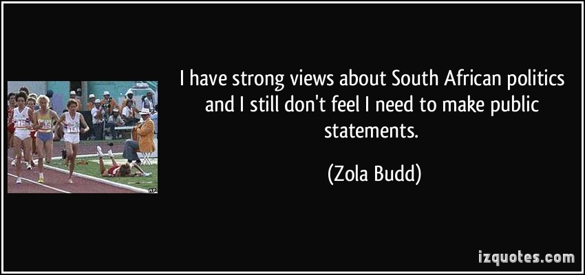 Zola Budd's quote #2