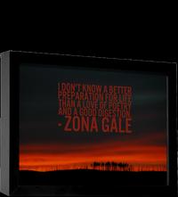 Zona Gale's quote #1