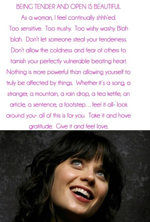 Zooey Deschanel's quote #6
