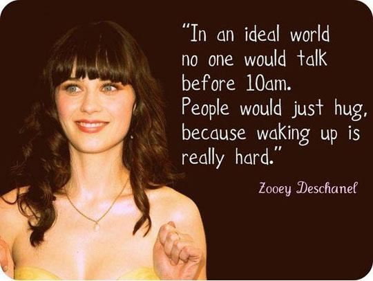 Zooey Deschanel's quote #7