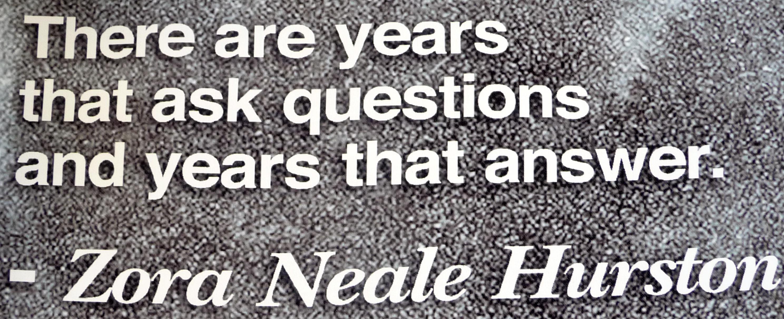 Zora Neale Hurston's quote #7