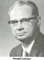 Wendell Johnson