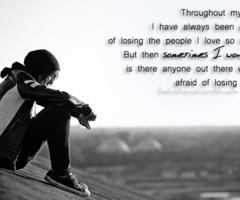 Abandoned quote
