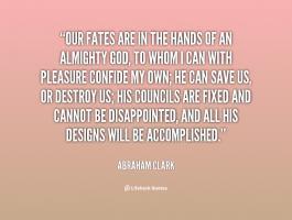Abraham Clark's quote #1