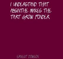 Absinthe quote #2