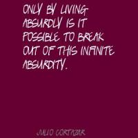 Absurdly quote #1
