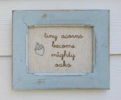 Acorn quote