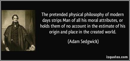 Adam Sedgwick's quote #1
