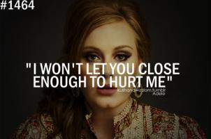 Adele's quote