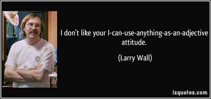 Adjective quote #2