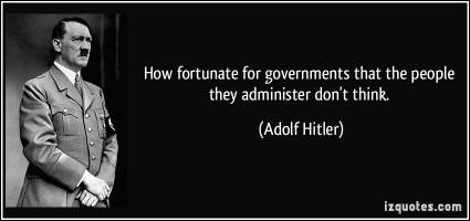 Administer quote #1