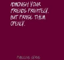 Admonish quote #2
