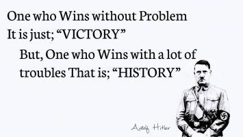 Adolf quote #1