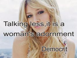 Adornment quote #2