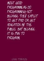 Adulation quote #2