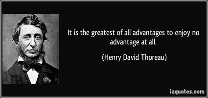 Advantages quote #5