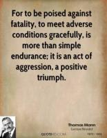 Adverse Conditions quote #2