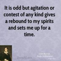 Agitation quote #1