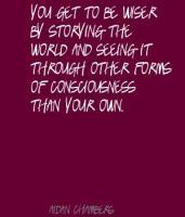 Aidan Chambers's quote #3