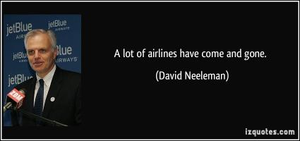 Airlines quote #1