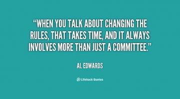 Al Edwards's quote #2