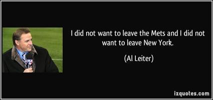 Al Leiter's quote #6