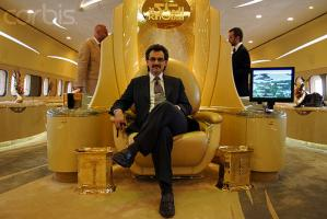 Al-Waleed bin Talal profile photo