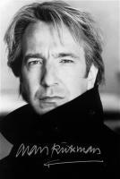 Alan Rickman profile photo
