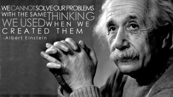 Albert Einstein quote #2