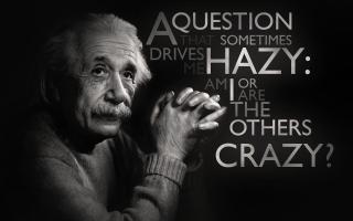 Albert quote #2