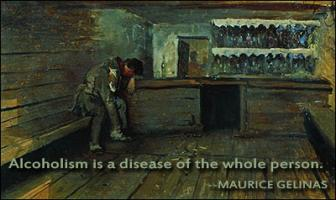 Alcoholism quote #2