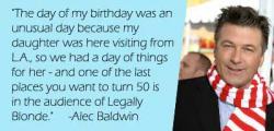 Alec Baldwin's quote