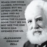 Alexander Graham Bell's quote