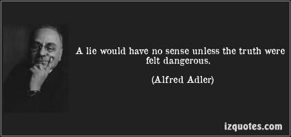 Alfred Adler's quote